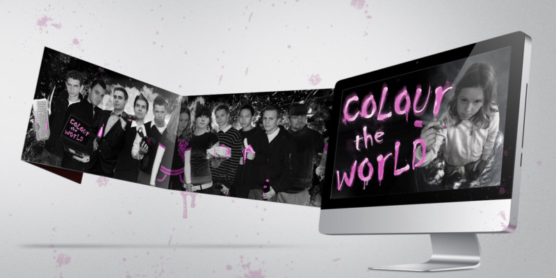 Colour-the-World