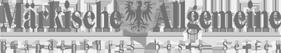Märkische-Allgemeine-Zeitung-Logo-sw